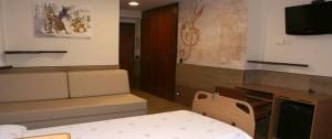 habitación nueva